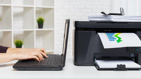 Pack 4 cartuchos para impresora