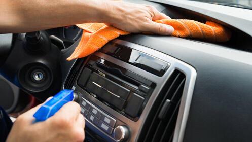 Desinfección con ozono para coche y opciones de lavado