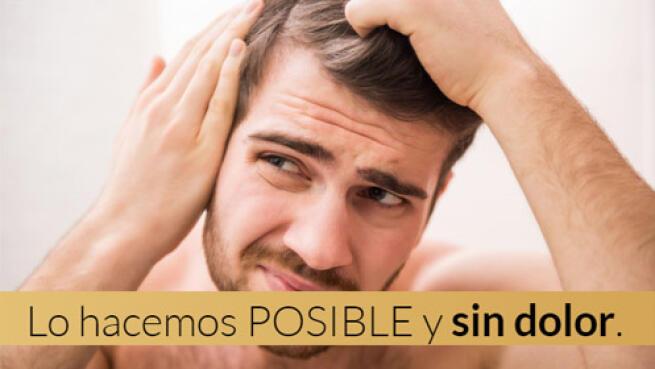 Injerto capilar: todo incluido y realizado en Valladolid