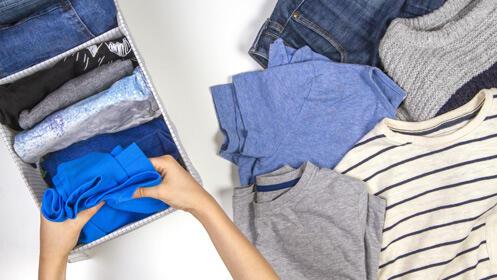 Tu ropa 'Como los Chorros del Oro' A DOMICILIO con lavado y planchado