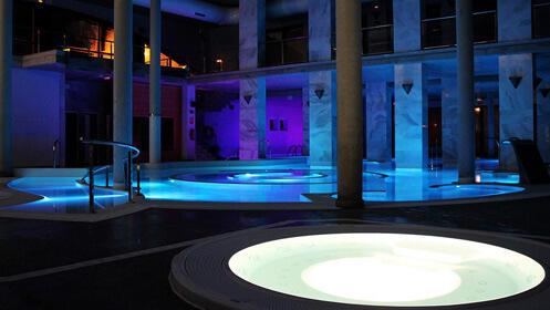 Increíble spa de lujo para dos en León Termal ¡cupones limitados!
