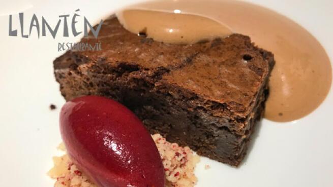 Menú Restaurante Llantén, producto e innovación