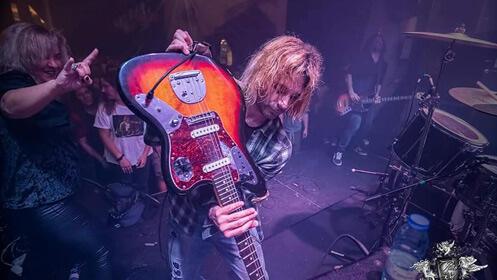El mejor tributo a Nirvana con The Buzz Lovers