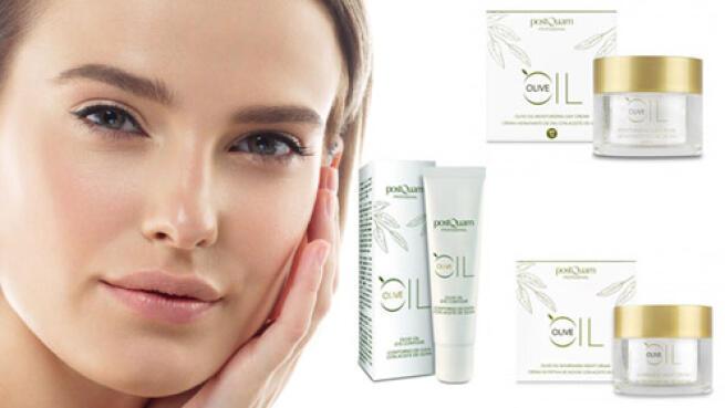 Tu rutina facial Olive: crema de día, de noche o contorno