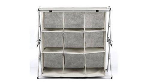 Organizador plegable multiusos 9 compartimentos