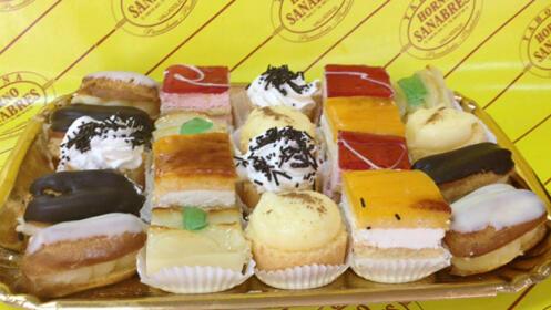 Celebra el día con estos pastelitos artesanales