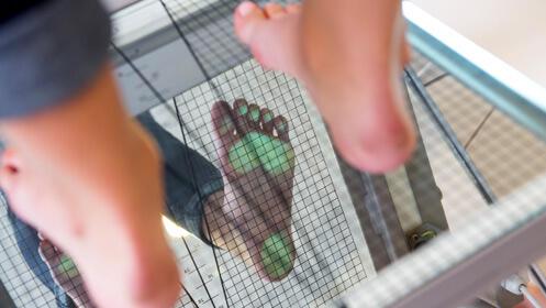 Quiropodia profesional para cuidar tus pies