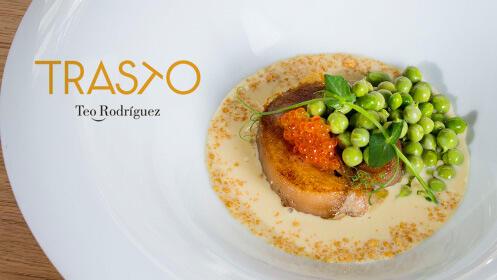 Un viaje por los sabores-Trasto Restaurante en Mesa Degusta