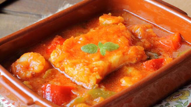 Menú para dos con arroz con carabineros y solomillo