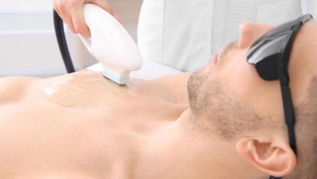Bono de depilación láser diodo en la nueva clínica Vesalius