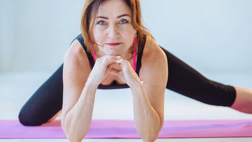 Practica un mes de yoga presencial