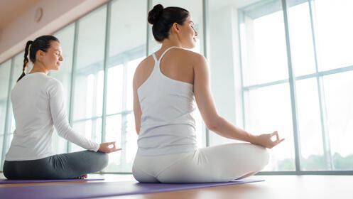 Nuevo centro de yoga: 2 meses 39,90€